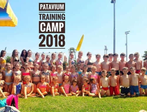 Patavium training Camp 2018 – ora tutti in vacanza!